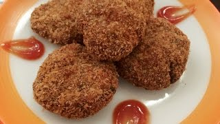 Chicken Nuggets Recipe  Snack  Learn in 3 Minutes or Less