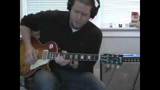 Peter Green John Mayall BluesBreakers Tune: Les Paul R9 BFDR