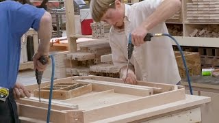 Northern Indiana Woodcrafters Association 2015 Amish Furniture Expo
