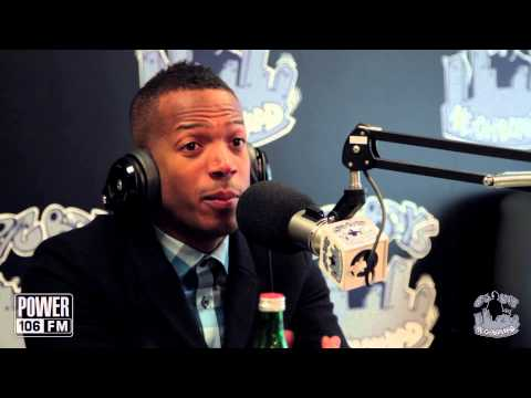 Marlon Wayans On His Relationship With 2Pac