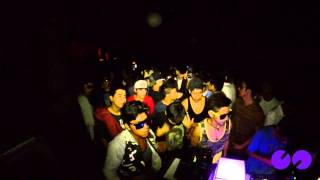 Coca District @ BBR Pool Party 01.02.2015 Part. 1