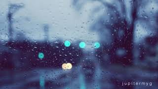 Life by RM but it's raining as you look out the window