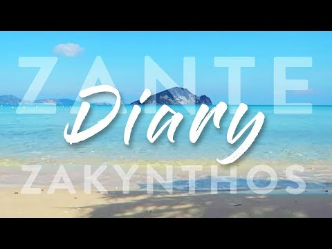 ZANTE - ZAKYNTHOS  *Travel Vlog*