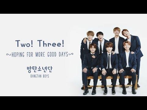 BTS (방탄소년단) - 둘! 셋! (2! 3!) [Color coded|Han|Rom|Eng]