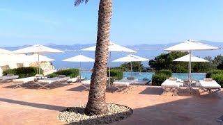 Hotel Cap Rocat - Video Review, Five Star Hotel Mallorca, Spain (2015)