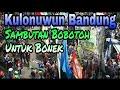 Download Luar Biasa !! Ribuan Bonek tiba di Bandung dan di sambut oleh Bobotoh