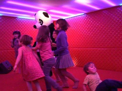Baby disco in Paris