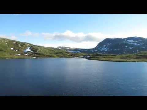 7 days Norway trip in 2 minutes
