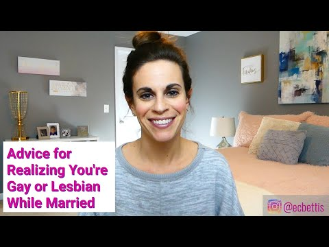 Advice for Realizing You're Gay or Lesbian While Married