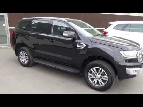 Ford Everest Trend and Titanium - Ford Cars Review | THF