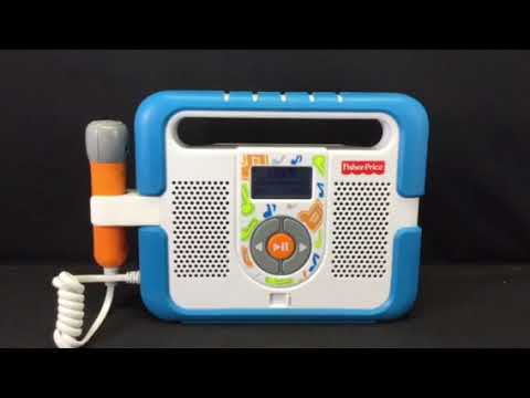 Fisher Price Kid Tough MP3 Player 2009