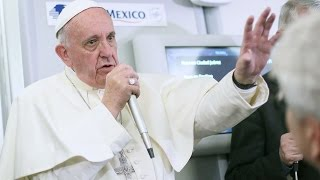 Pope Ok With Birth Control In Zika Zones