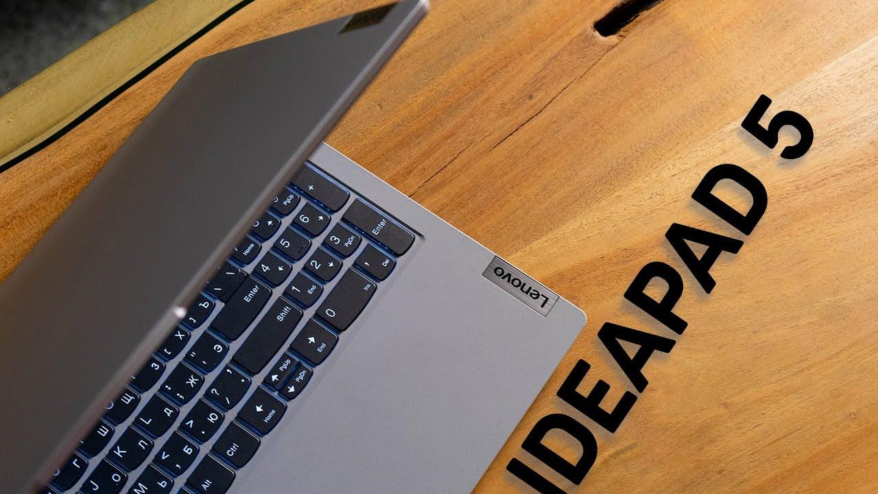 Lenovo IdeaPad 5 - Mai mult decât mă așteptam (review română)