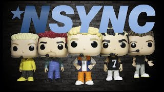 NSYNC Funko Pops Collection Review