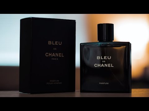 Bleu De Chanel Parfum First Impression New Release Youtube