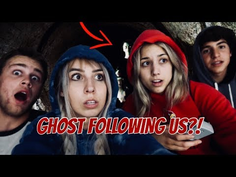 SAVAGE GIRLS GO BACK INTO THE HAUNTED FAZE RUG TUNNEL! **INSANE PARANORMAL ACTIVITY** (SCARY)