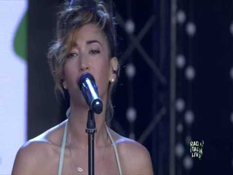 Nina Zilli Radio Italia Palermo video by Giovy