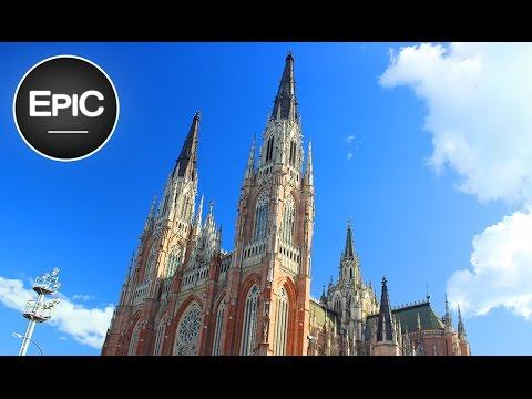 Catedral de La Plata / La Plata: Cathedral -  Argentina (HD)