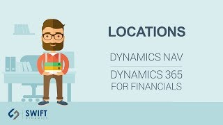 How To: Setup Locations and Responsibility Centers in Dynamics NAV