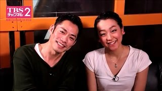 浅田真央さん&高橋大輔さんからコメントが届きました!CS TBSチャンネル2で『スターズ・オン・アイス』 生中継!!