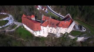 Burg Rabenstein in Franken anno 1175 (4K)