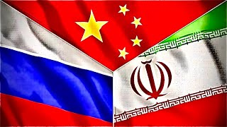 """""""China, Russia, and Iran: Architects of War"""" Connect the Dots"""
