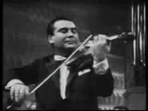Stravinsky violin concerto - Christian Ferras