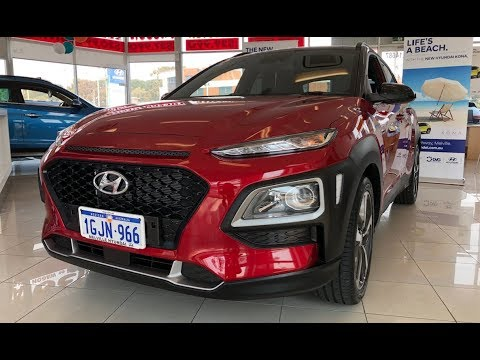 CX 3 Beaten 2017 Hyundai Kona Full In Depth Tour Test Drive