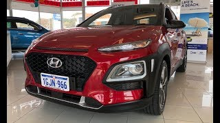 CX-3 Beaten? - 2017 Hyundai Kona Full In Depth Tour & Test Drive