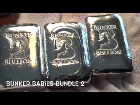 Bunker Bullion Sale: Phase 4 - All Sold