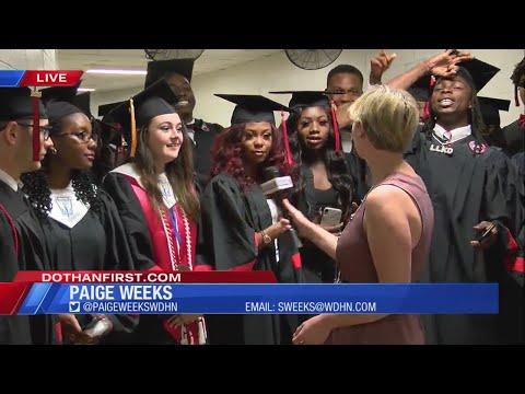 Video: Dothan High School students share their post-graduation plans
