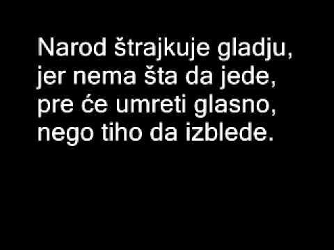 Beogradski Sindikat-Welcome to Srbija [lyrics]