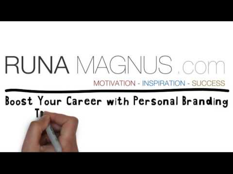 You-B-You Personal Branding Intro | Runa Magnus