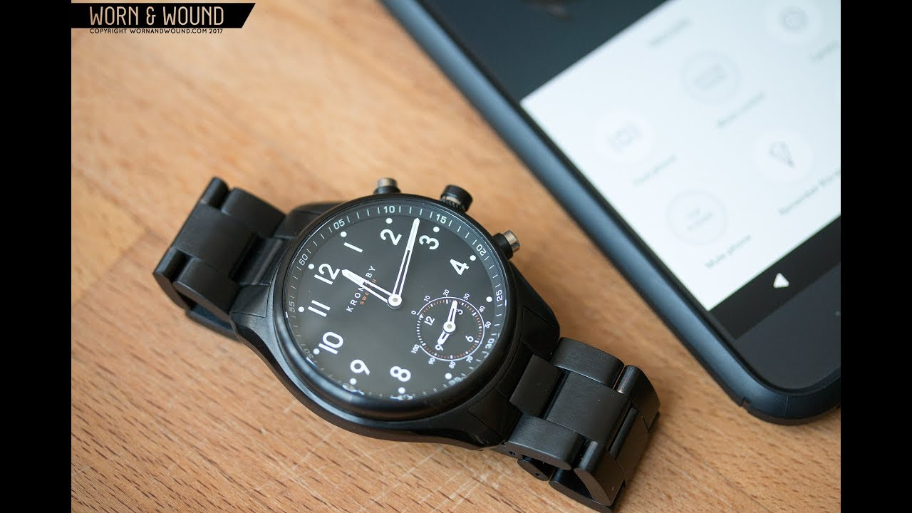 7d4dd7d1d Watch Review: Kronaby Apex (The First Genuinely Cool Connected Watch We've  Come Across)