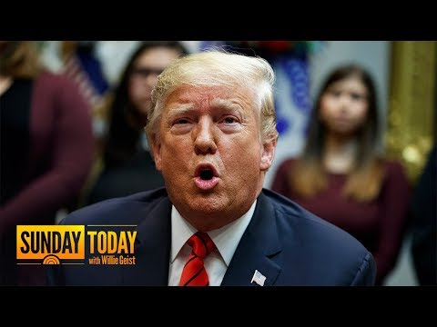 President Trump Says G7 Summit Won't Be Held At Doral | Sunday TODAY