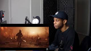 Assassin's Creed Odyssey  E3 2018 Official World Premiere Trailer   Ubisoft REACTION