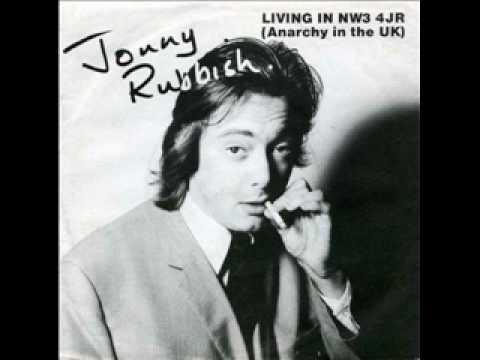 Jonny Rubbish - Living In NW3 4JR