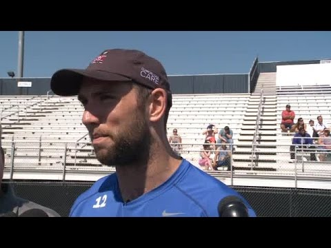 Colts Quarterback Andrew Luck full interview on 6/11/17