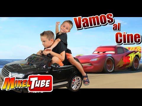 CARS 3 🚗 Tarde de Cine 🎬 y Juguetes de la película