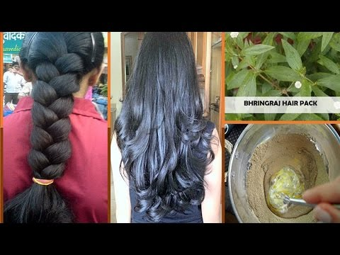 SUPER FAST HAIR GROWTH WITH BHRINGRAJ || GET SUPER LONG, THICK, SHINY HAIR