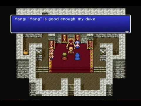 Final Fantasy IV: The After Years - Yang's Tale - Part 1: The Master of Fabul