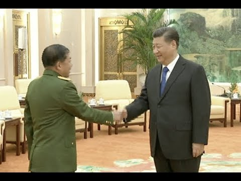 China Willing to Play Constructive Role in Myanmar's Peace Process: Xi