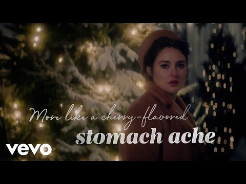 """Haim - Cherry Flavored Stomach Ache (From """"The Last Letter From Your Lover"""" / Lyric Video)"""