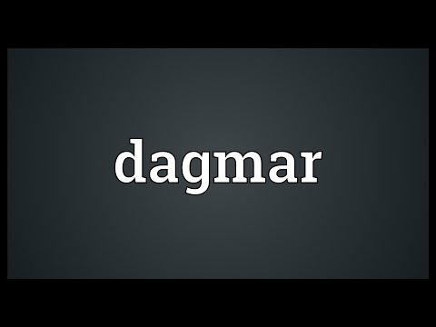 Dagmar Meaning