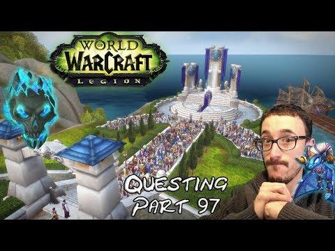 Let's play WoW Legion questing - 7.3.5 : ÉPILOGUE ! fr (part 97)
