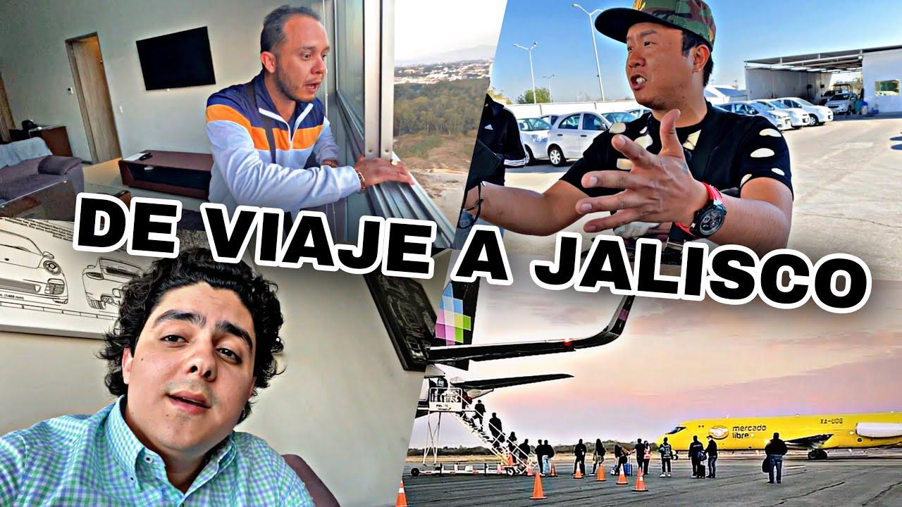 AL PITYN LE DAN MIEDO LAS ALTURAS | VIAJE A JALISCO | LOS TOYS
