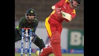 Pakistan vs Zimbabwe 2nd ODI Highlights PAK vs ZIM 2015
