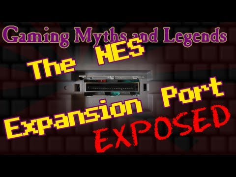 The NES Expansion Port: Exposed!!!
