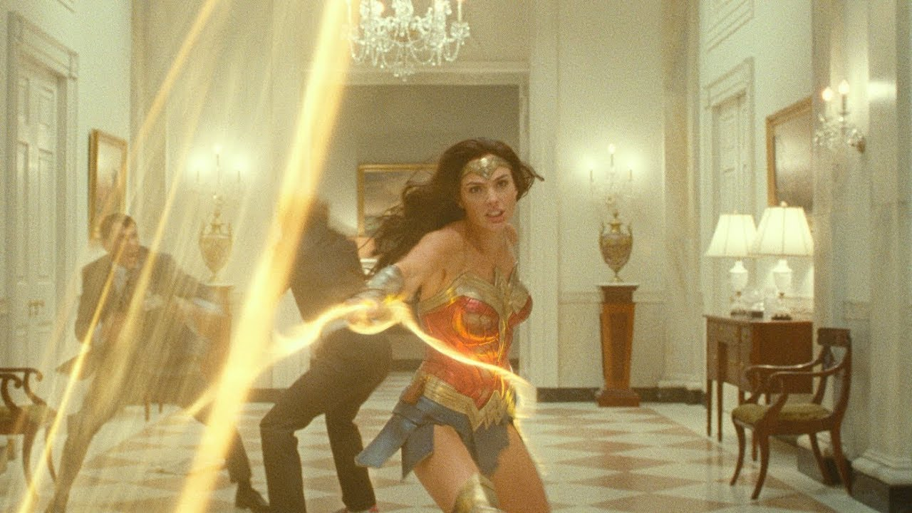 watch Wonder Woman 1984 (2020) online for free
