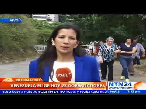 Oposición en Venezuela denuncia irregularidades durante jornada electoral en el país